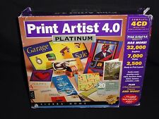 Sierra print artist 4. 0 free download.