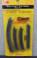 Micro-Trains MTL Z Scale Track 99040101 Oval Loop Starter Set Pack *$0 SHIP