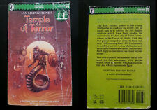Fighting Fantasy Gamebook 14 Temple Of Terror