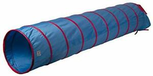 "Pacific Play Tents 20513 Kids 9-Foot Institutional Crawl Play Tunnel 9' X 22""..."