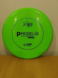 Prodigy Ace Line P Model US Duraflex Putt and Approach Disc Golf Disc