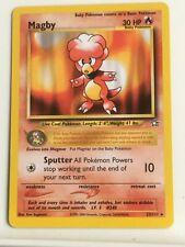 Pokémon Neo Genesis Non Holo Magby 23/111--