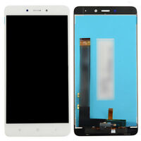 White LCD Front Touch Screen Digitizer Assembly Part For Xiaomi Redmi Note 4 5.5