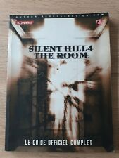 Guide OFFICIEL Silent Hill 4 The Room PS2/Xbox/PC