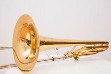 King 4b 4bf Sonorous Tenor Posaune Trombone Tromba ca. 1979