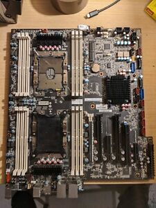 Lenovo P720 motherboard - For Thinkstation P720 - Dual CPU