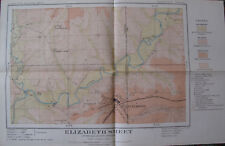 Geology Lead Zinc District Elizabeth Illinois Apple River Haggerty Mine 1914