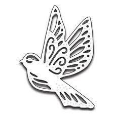 Flight Of Fancy Bird, High Quality Steel Die PENNY BLACK - NEW, 51-138