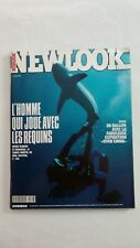 MAGAZINE NEWLOOK NEW LOOK FR EROTIQUE SEXY N° 83 REQUINS CURIOSA