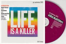 CD CARDSLEEVE 14T BEACH HOUSE/ROVER/ELLIOT MOSS/OXMO PUCCINO/JAIN/ESKA/SOOM T