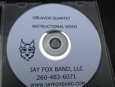 Iorio L Series Accorgan, Orlavox Quartet Instructional DVD w/rewritten manual