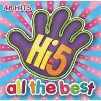 HI-5 All The Best 48 Hits 2CD NEW Best Of HI5 High Five Kids Music Australia