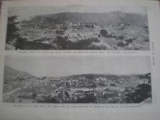 Printed photos Caracas Venezuela 1903