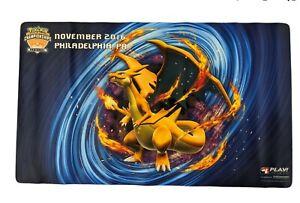 Play Pokémon TCG Philadelphia Regionals 2016 Charizard Competitor Playmat