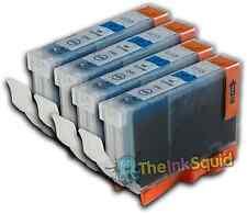 4 Cartuchos de tinta cian CLI526 Para Canon Pixma Impresora MG8120 MG8150 MG8170 MG8220