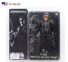 NECA Terminator T-800 Across Time l Action Figure Arnold Schwarzenegge