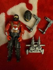 Vintage GI Joe Action Figure 1988 Astro Viper with Accessories