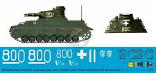Peddinghaus 1/16 Panzer IV Ausf.B Markings Werner von Kockritz Poland 1939 3166