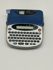 Brother P-Touch 1750 Electronic Labeling System Label Maker Tested Works!