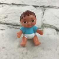 Nickelodeon Baby Diego Figure Dora The Explorer Cake Topper Dollhouse Toy