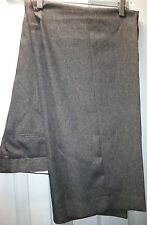 34 Mens Western Wear Cowboy Grey Pant