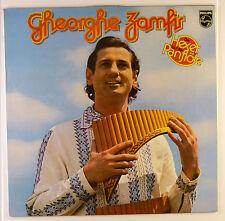 """12"""" LP-Gheorghe Zamfir-le génie de la flûte de pan-b2409"""