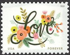 USPS Love Flourishes Forever Postage Forever Stamp US First Class Postage 100 Ct