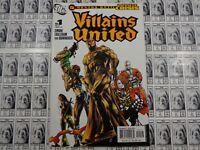 Villains United (2005) DC - #1, 3rd Printing Variant, Simone/Eaglesham, VF+