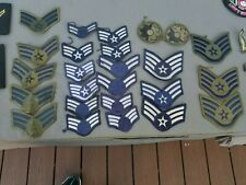 Large Lot of 25 ~ Vintage Military Patches #1 (s)