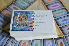 Trivial Pursuit dvd Pop Culture edition 100 random question trivia cards