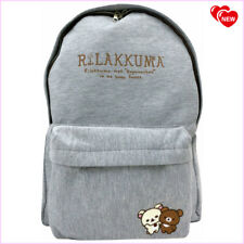 Rilakkuma Backpack / Hiking Bag / Camping, Black, Korilakkuma, Kawaii San-X
