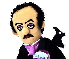 """Edgar Allan Poe soft toy - """"HORROR Little Thinkers"""" doll USHER"""