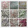 50/100Pcs/Lot Foam Artificial Rose Heads Flowers Party Wedding Bouquet Decor New