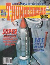 Thunderbirds #48 (August 7 1993) TV21 full colour reprint strips