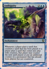 Ambiguity Foil X 3 from Magic the Gathering Unhinged Set NMint to Mint Condition