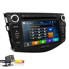 For TOYOTA RAV4 2006-2011 Car DVD Player GPS Nav Map In-dash Stereo Radio Camera