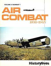Air Combat 1939 1945 B-24 Liberator Logbook Messerschmitt 1101 Anti Submarine