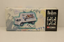 AEC 4 WHELL FLATBED LORRY THE BEATLES COLLECTION CORGI 1/50 NEUF BOITE