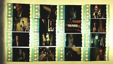 PURGE film cell lot of 12 - instant collection complements movie dvd poster
