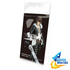 Final Fantasy Trading Card Game: Opus 2 (II) Booster Pack (new & sealed)
