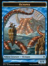 Octopus Token | NM/M | Battle for Zendikar | Magic MTG