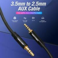 Vention 3.5mm Male to 2.5mm Male Earphone Headset Stereo Aux Audio Adapter