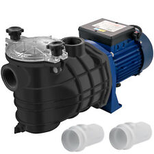 More details for vevor 1 hp swimming pool pump motor 18000 l/h 750w in & above ground pool pump