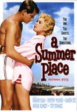 A Summer Place (1959) / Delmer Daves/ Richard Egan / Dorothy McGuire / DVD