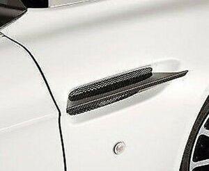 Aston Martin V8 and V12 Vantage Carbon Fibre Side Strakes
