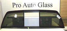 02-09 Dodge Ram Pwr Sliding Rear Window Back Glass DB10941YPY NO CENTER OR MOTOR