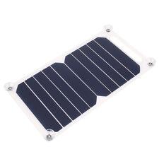 5V Solar Power Charging Panel USB Travel Charger For Smart Phone Tablet