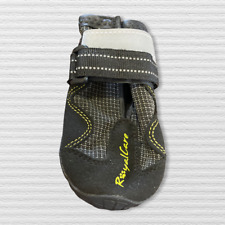 New listing Royal Care Dog Shoes Boots Size 4 Waterproof Shoes Reflective Strips Anti-Slip