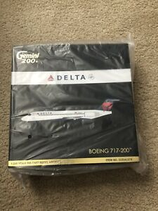 Gemini200 1:200 Delta Airlines Boeing 717-200 G2DAL876 N965AT