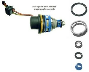 Fuel Injector Repair Kit for 1991-1995 Suzuki Sidekick Geo Tracker 1.6L 4CYL